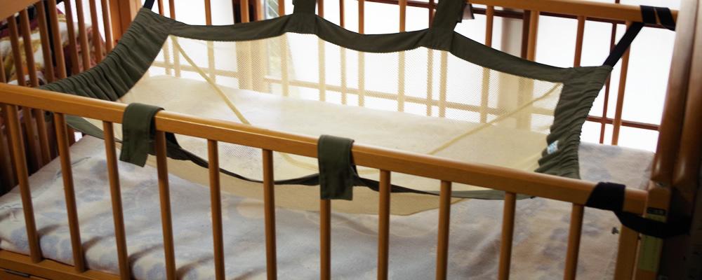 八木助産院のベッド